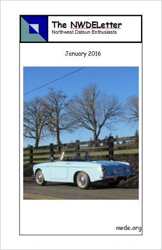 NWDE 2016 01 Jan newsletter