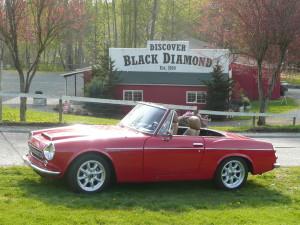Black Diamond Washington